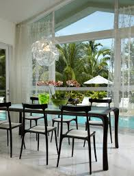 clean decorating ideas dining