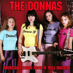 Leather on Leather by The Donnas