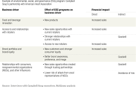 valuing social responsibility programs mckinsey company mof32 valuingesg ex2