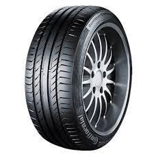 Автомобильная <b>шина Continental ContiSportContact 5</b> летняя