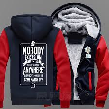 New <b>Rick and Morty Hoodie</b> Anime Rick Morty Fans Coat Jacket ...