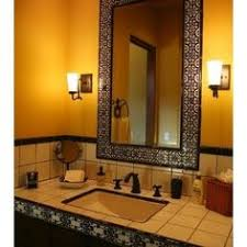 spanish style bathroom designs