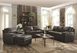 Two Loveseat Living Room Coaster Regalvale Chair With Leather Match Upholstery Coaster