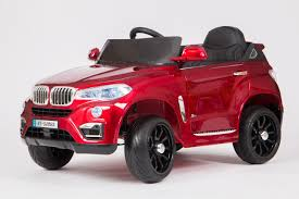 <b>Электромобиль BARTY BMW X5</b> VIP