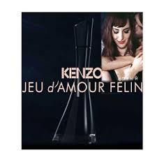 <b>Kenzo</b> - <b>Jeu d`Amour</b> Felin