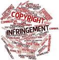 infringement of copyright