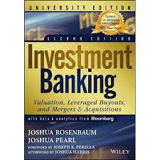 <b>Investment Banking</b> - (Wiley Finance) 2 Edition By <b>Joshua</b> ...