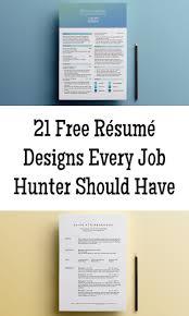 21 résumé designs every job hunter needs interview ray ban 21 résumé designs for the job seeker goodwill has jobseekerservices available