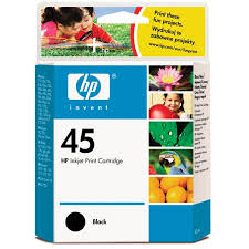 <b>HP 45</b> Black (<b>51645AE</b>) инструкция, характеристики, форум