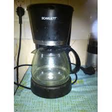 Отзывы о <b>Кофеварка Scarlett SC-038</b>