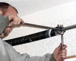 Image result for garage door spring broke