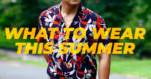<b>Summer Clothes</b> For <b>Men</b>: What To <b>Wear</b> In Hot, Humid Weather ...