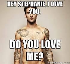 """Résultat de recherche d'images pour """"i love you stéphanie"""""""
