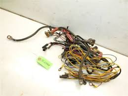 john deere wiring harness john image wiring john deere 318 tractor wiring harness what s it worth on john deere 318 wiring harness