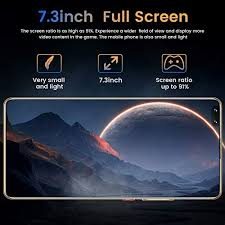 Mobile Phone <b>M40 Pro+ Smartphone</b>, Android 10 Phone 6G+128G ...