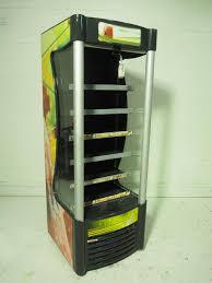 Used AHT <b>AC</b>-M <b>LED</b> Open <b>Air</b> Vertical Merchandise Cooler ...