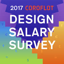 design salary guide by coroflot