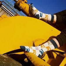 Socks <b>1 Pair Men</b> Fashion Cotton Crew Socks Gerometic Casual ...