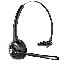Bluetooth Headset with Microphone, Wireless ... - Amazon.com