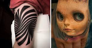 70 Crazy <b>3D Tattoos</b> That Will Twist Your Mind   Bored Panda