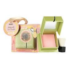 <b>Benefit Dandelion</b> Миниатюра <b>румян</b> в подарочной упаковке ...