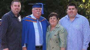 cancer claims life of champion charity worker edna campbell ross david edna and grant campbell in 2012 picture robert peet