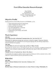 resume templates    front desk resume sample front office resume      front desk resume sample receptionist resume sample