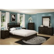 blue is my favorite color very pretty i could hang a mirror on the other side of the bed since i dont have a window on each side black bedroom furniture wall color