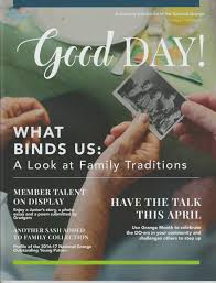 good day magazine the national grange s new magazine that offers good day magazine the national grange s new magazine that offers a positive message to people who desire the grass roots beneath their feet the mr