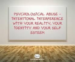 Psychological Abuse Meme | Gentle Kindness via Relatably.com