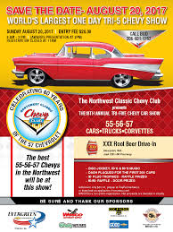 steve aungst s award winning chevy you will recognize his car on our show flyer for this year it is stunning