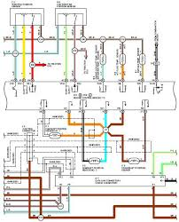 toyota v8 wiring diagram toyota wiring diagrams