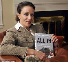 Paula Broadwell is      victim of double standards      as David Petraeus