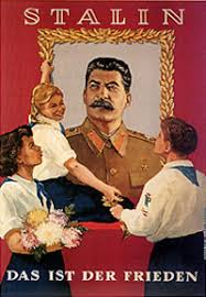 Bildergebnis für Personenkult Stalin DDR