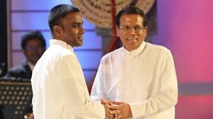 Image result for sirisena pardon tiger