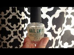 Review & Before/After: <b>OPI Nail Envy</b> Nail Treatment (<b>Original</b> ...
