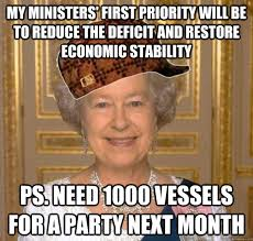 scumbag queen on ultimate memes | quickmeme via Relatably.com