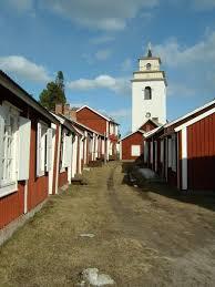Aldea-iglesia de Gammelstad
