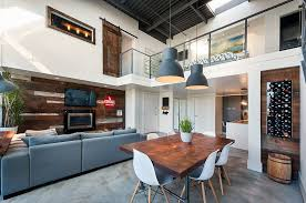 view in gallery rugged chic pendant lights blend in with the contemporary loft style design the awesome vintage industrial lighting fixtures remodel