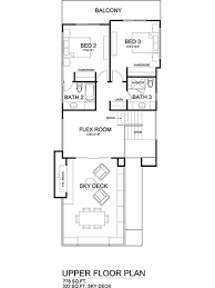 43 best houses images on pinterest floor plans, coastal homes Contemporary Rectangular House Plans modern style house plan 3 beds 3 5 baths 1990 sq ft plan 484 contemporary rectangular house design home