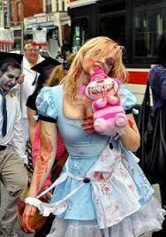<b>Alice</b> in Wonderland <b>Zombie</b> | <b>Zombie</b> girl, <b>Zombie</b> style, <b>Alice costume</b>