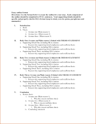 form example essay form example