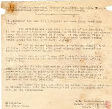 thank you letter from major general beckworth smith at the time of thank you letter from major general beckworth smith at the time of surrender to the men of the 18th division