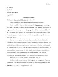 annotated bibliography fahrenheit ray bradbury