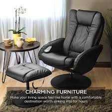 Best Choice Products <b>Faux</b> Leather Electric <b>Massage Recliner</b> Chair