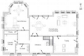 floor plans:  sample floorplan