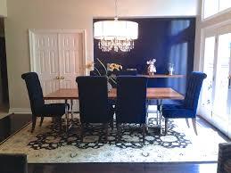 Navy Living Room Chair Dining Room Navy Blue Dining Room With Comfy Navy Blue Chairs