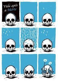 Resultado de imagem para IMAGENS DE A MORTE VIVENCIADA HUMANOS,