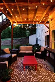 deck outdoor patio there is a world of outdoor living possibilities under the deck