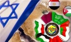 Image result for توطئه مشترک اسرائیل و ارتجاع عرب علیه آرمان فلسطین